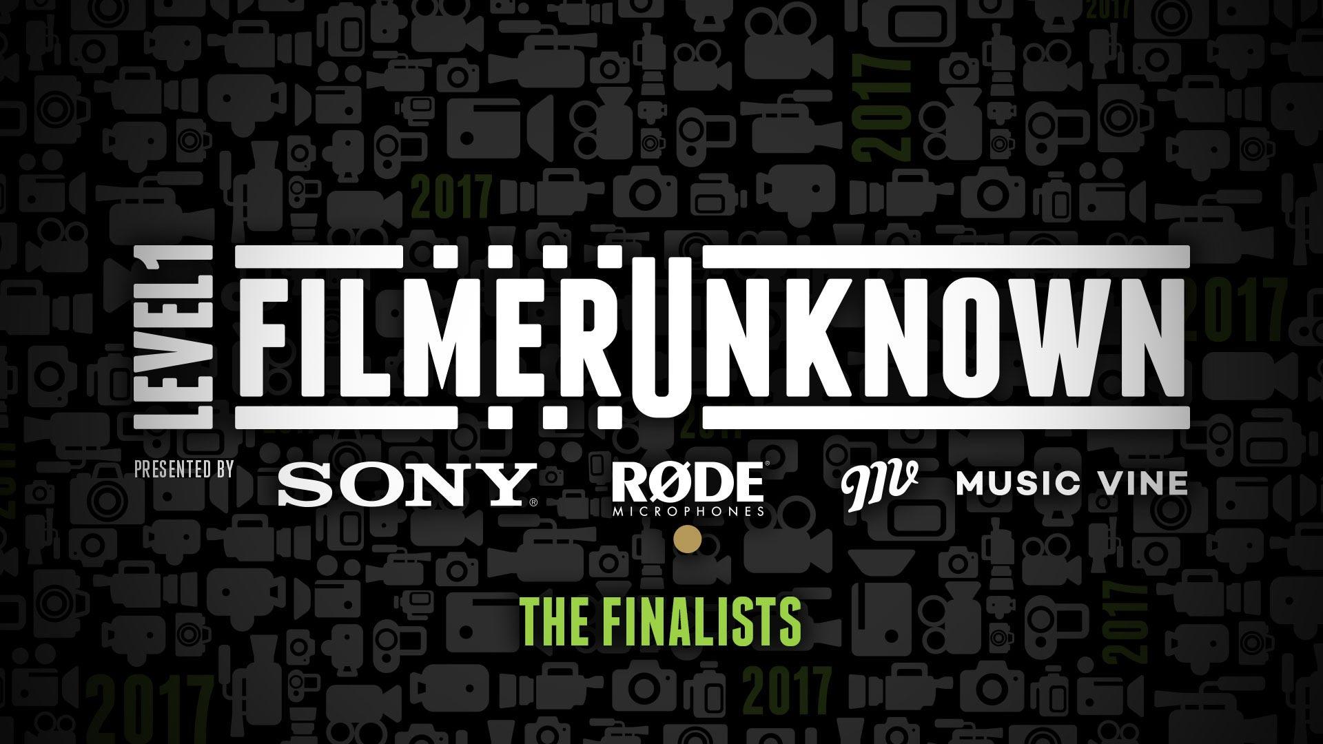 FilmerUnknown 2017: Der Gewinner steht fest! – Level 1 Productions