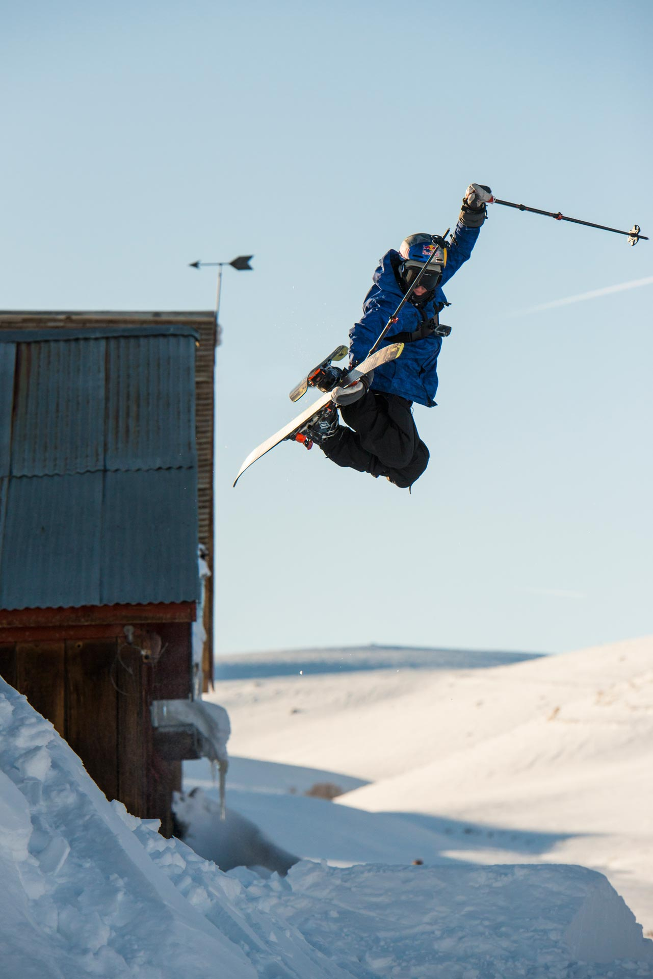 Cody LaPlante's Storm Warning - Foto: Red Bull Content Pool