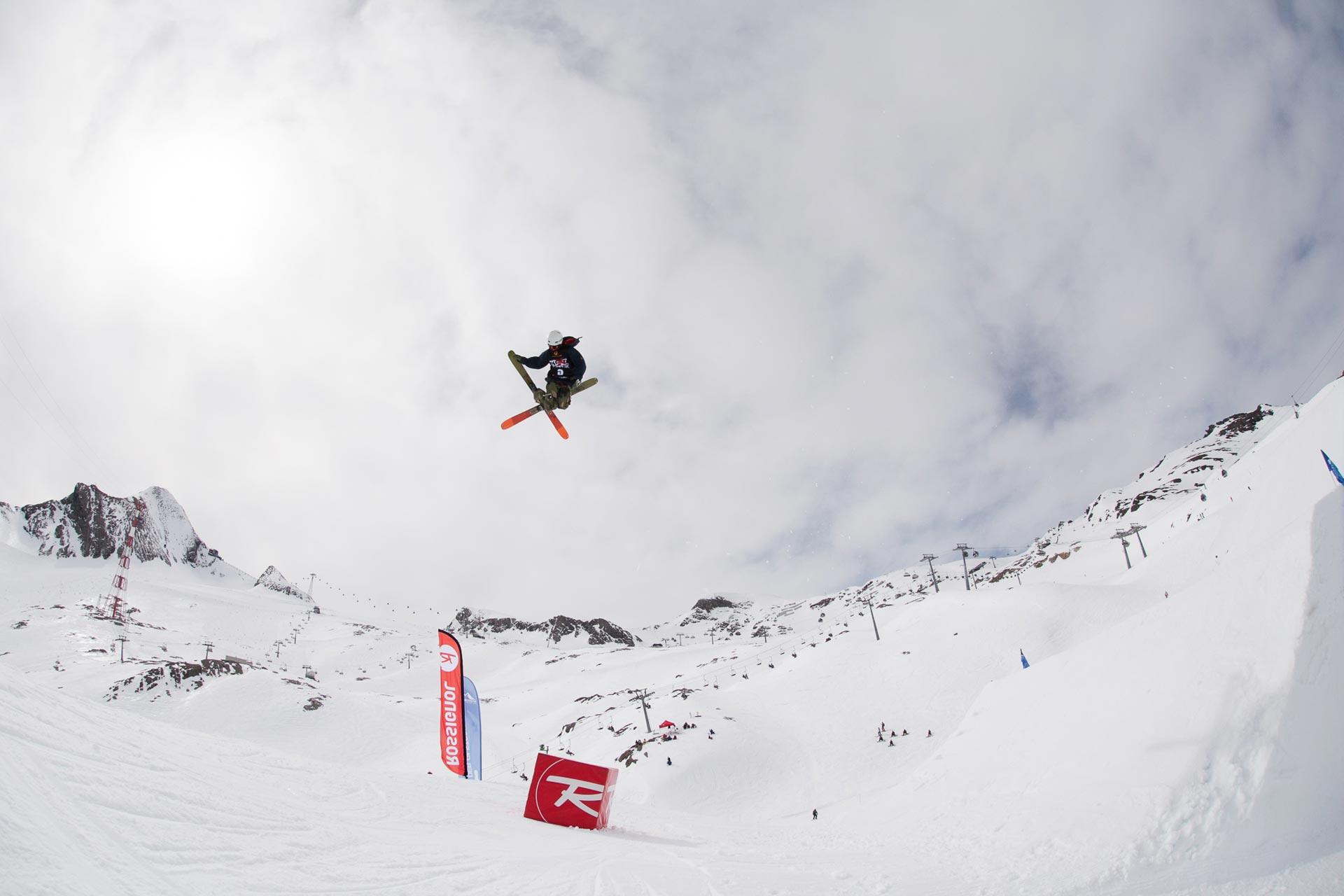 Rider: Lukas Schlickenrider