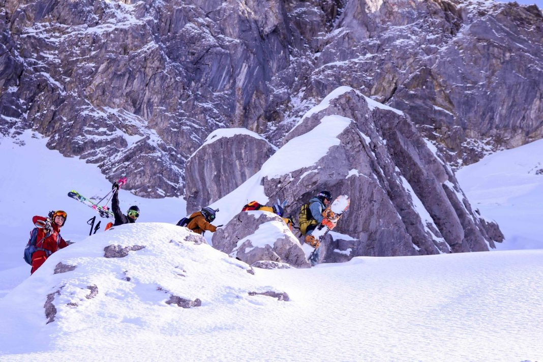 Preview: Letztes Rossignol Junior Camps - Freeridecamps.at - Foto: Sandro Luca Thiele