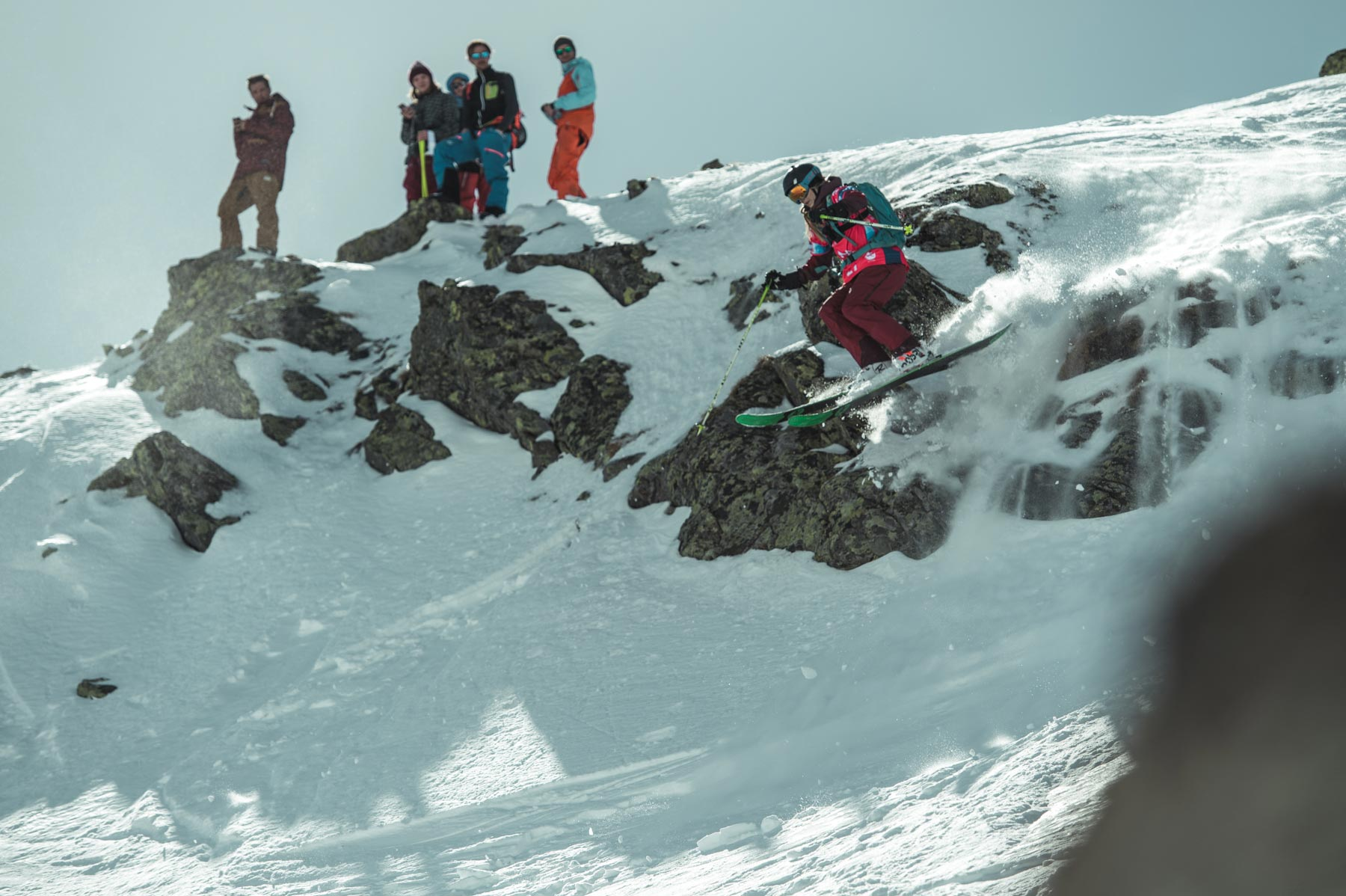 Open Faces Freeride Contests 2017 - Obergurgl Hochgurgl - Foto: Andreas Vigl