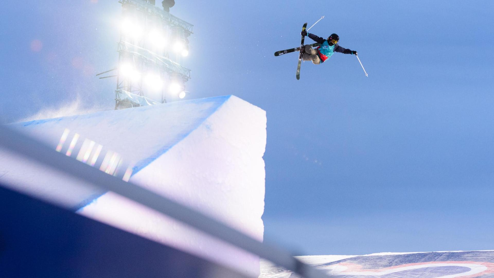 X Games Norwegen 2017 – Mathilde Gremaud doubled sich zu Gold im Big Air Contest