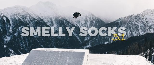 Park & Pow mit Daniel Hanka und Antti Ollila – Smelly Socks 3.1
