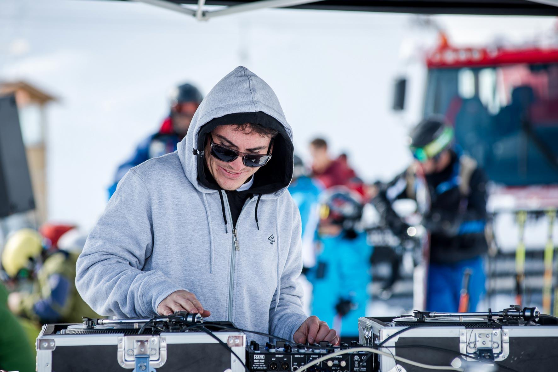 Michael Botzenhart aka DJ Kidd Salute - Foto: Stubai Zoo