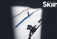 Snowpark Bispingen Opening mit Torge Nagel