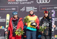 Ergebnisse vom ersten Halfpipe Weltcup der Saison 17/18 - Foto: FIS Freestyle