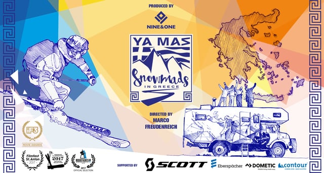 """Ya Mas – Snowmads in Greece"" Teaser"