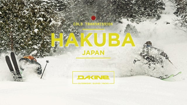 7 Tage Powdern in Japan – Dakine Teamtrip mit Sammy Carlson, Karl Fostvedt und Lucas Wachs