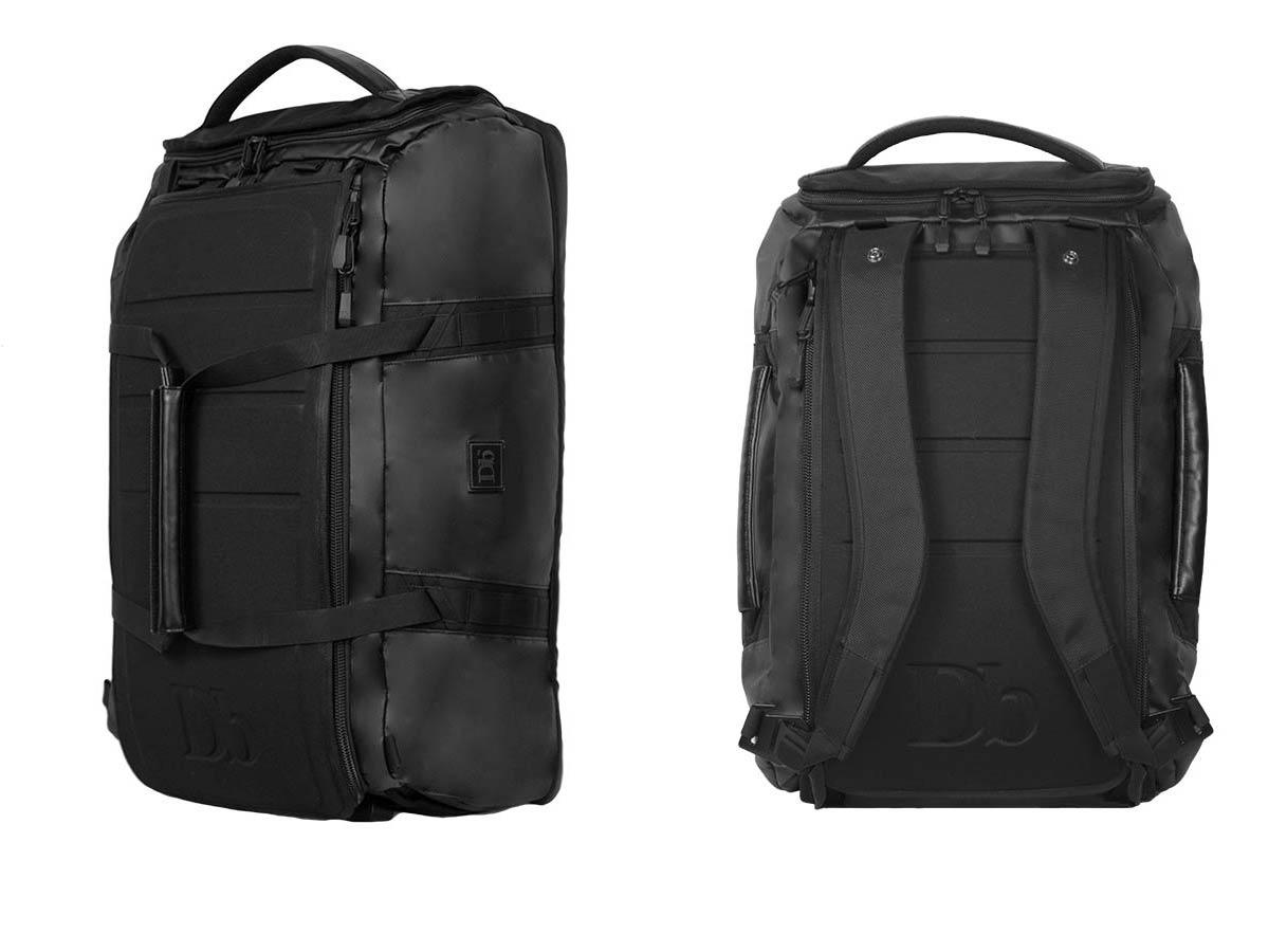 Der neue 17/18 Douchebags Carryall (65L) - Farbe: Black