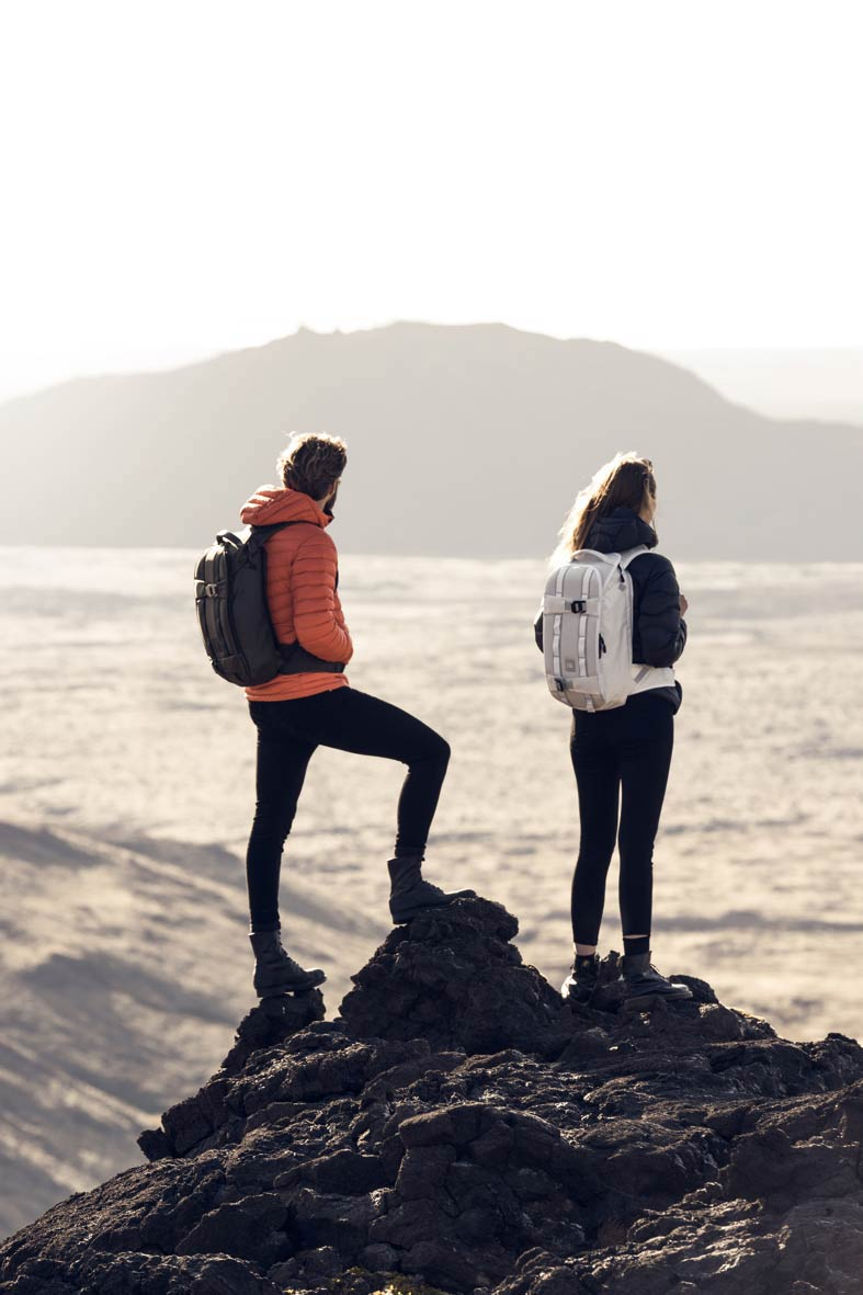 Die neuen Douchebags Taschen/Rucksäcke im Einsatz Part II: The Explorer