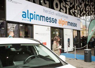 Alpinmesse Innsbruck 2017 - Foto: Simon Rainer