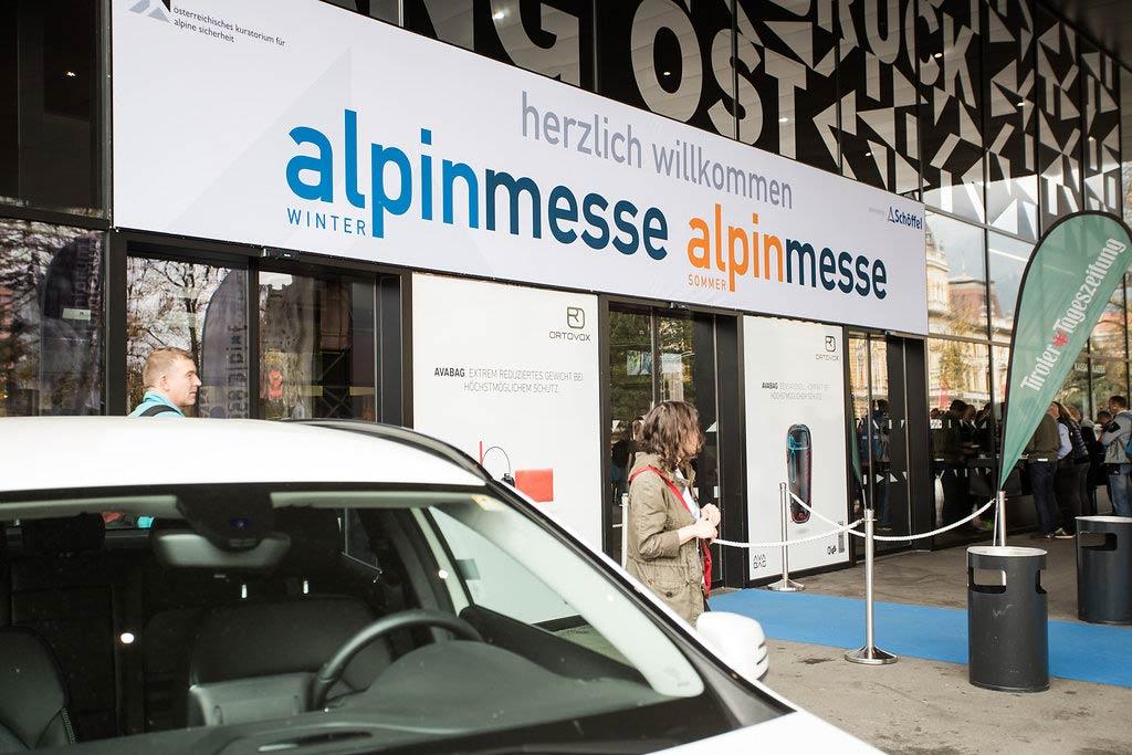 Alle Infos zur Alpinmesse 2017 in Innsbruck