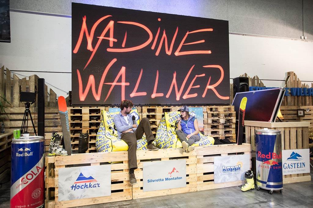 Viele Pros wie Beispielsweise eine Auswahl der Freeride World Tour Fahrer wird auf der Alpinmesse am Start sein - Foto: Simon Rainer