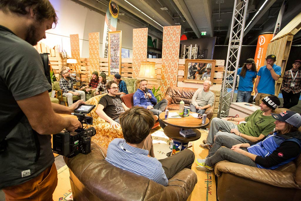 Neben den neuen Produkten erfreuen sich vor allem die im Ticket enthaltenen Workshops und Kurse auf der Alpinmesse Innsbruck großer Beliebtheit - Foto: Simon Rainer