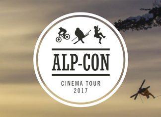 Freeride- und Outdoor-Filme im Kino genießen - Die Alp-Con CinemaTour 2017