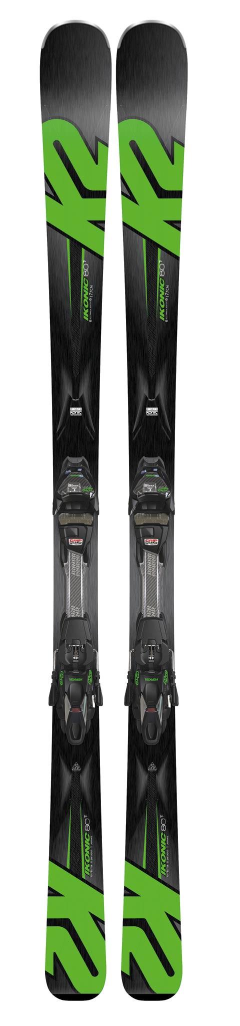 Das zweite der beiden Top-Modelle der neuen Reihe: Der K2 iKonic 80 Ti