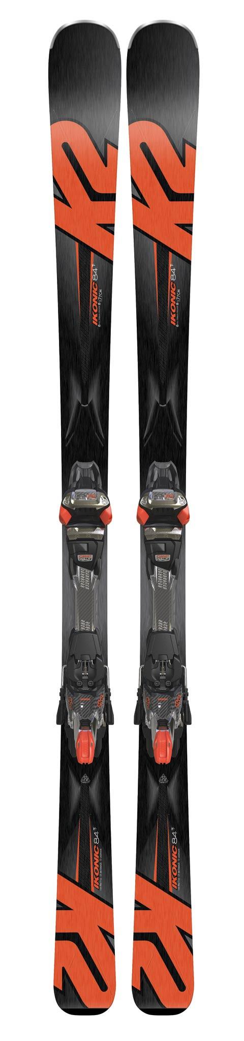 Eins der beiden Top-Modelle der neuen Reihe: Der K2 iKonic 84 Ti