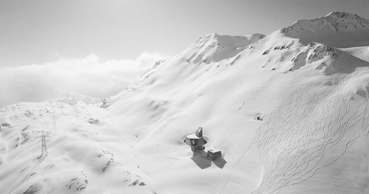 """Ebenfalls mit dabei ist Lorraine Huber mit ihrem neuen Film """"Struktr - Die Skispur in der Kulturlandschaft"""" - Foto: Hanno Mankowitz"""