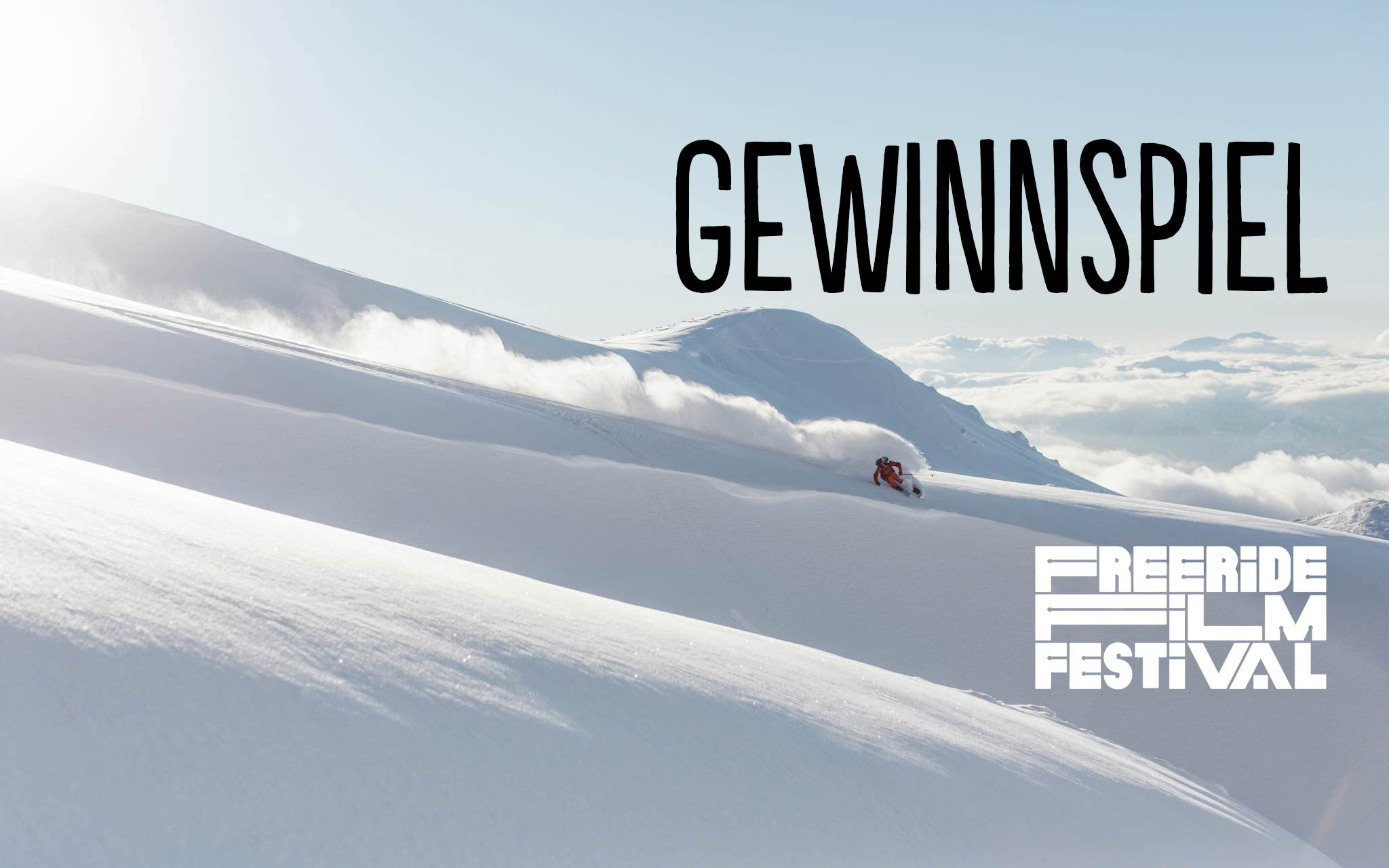 Gewinne Tickets für das Freeride Film Festival 2017 in Berlin - Foto: Elias Holzknecht