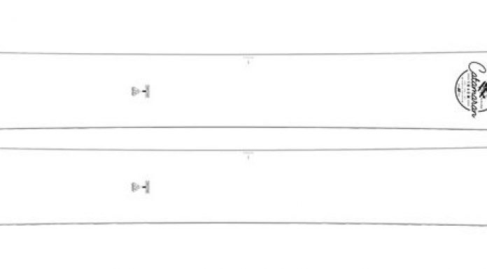 K2 Skis: Catamaran 17/18