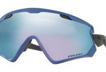 Oakley: Wind Jacket 2.0 Prizm Snow 17/18