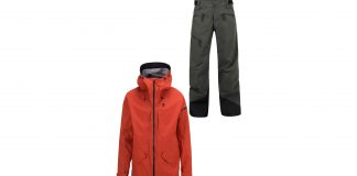Peak Performance: Teton Jacket & Teton Pants 17/18