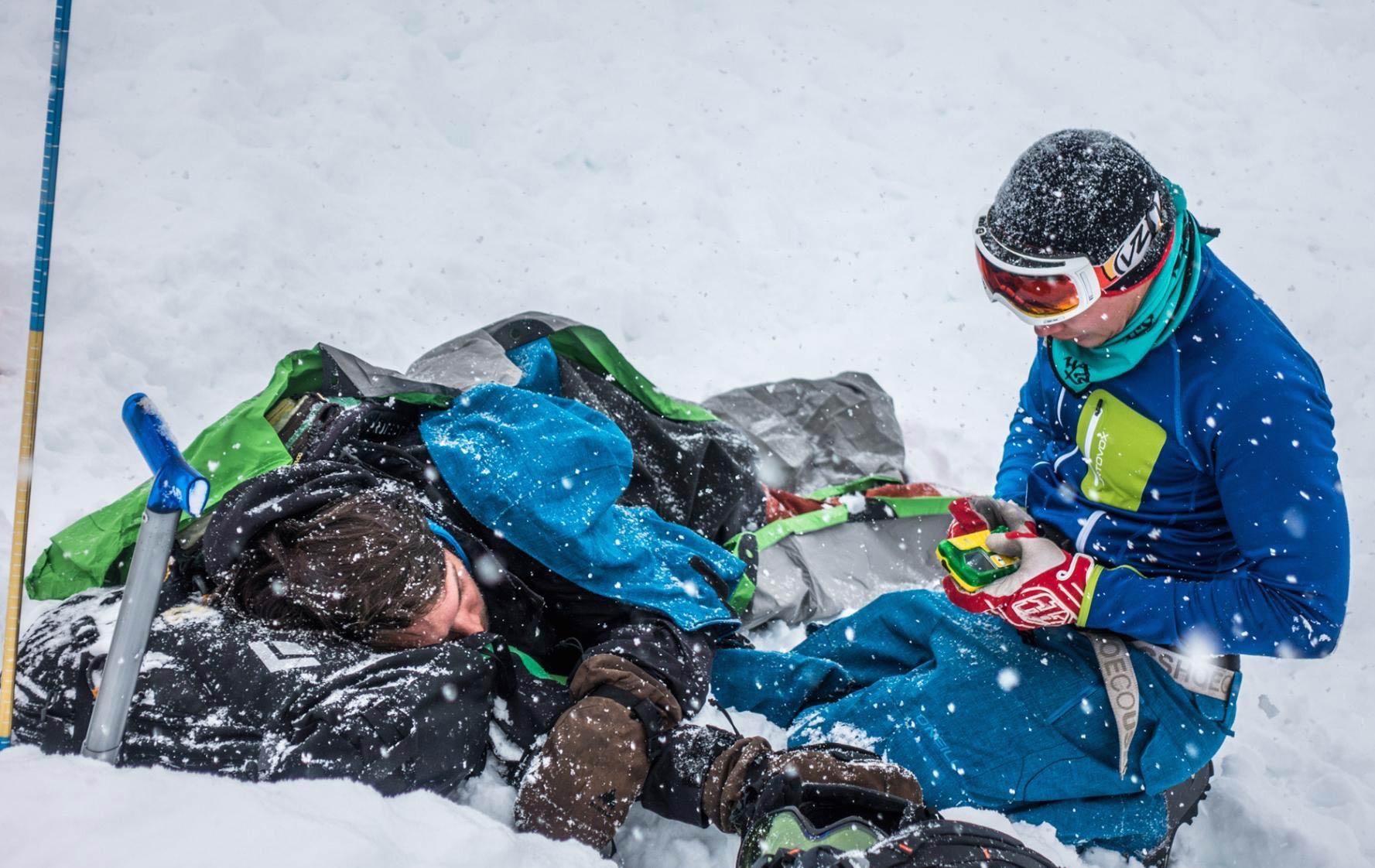 Die verschiedenen risk'n'fun Kurse richten sich nicht nur an Einsteiger, sondern bieten auch Workshops für fortgeschrittene Freerider an. - Foto: Heli Düringer
