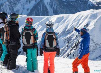 Kostenlose Freeride Workshops - Snow How - Foto: Klaus Kranebitter