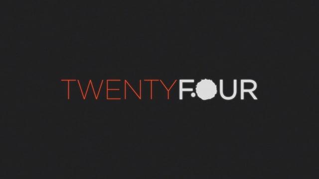 """Twentyfour"" (Full Movie) – 2017 – Sammy Carlson"