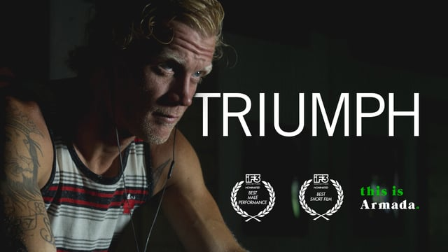 """Triumph"" (Full Movie) – 2017 – Tanner Hall"