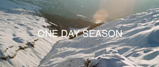 """""""One Day Season"""" at LAAX (Short Movie) – Troublehaus"""