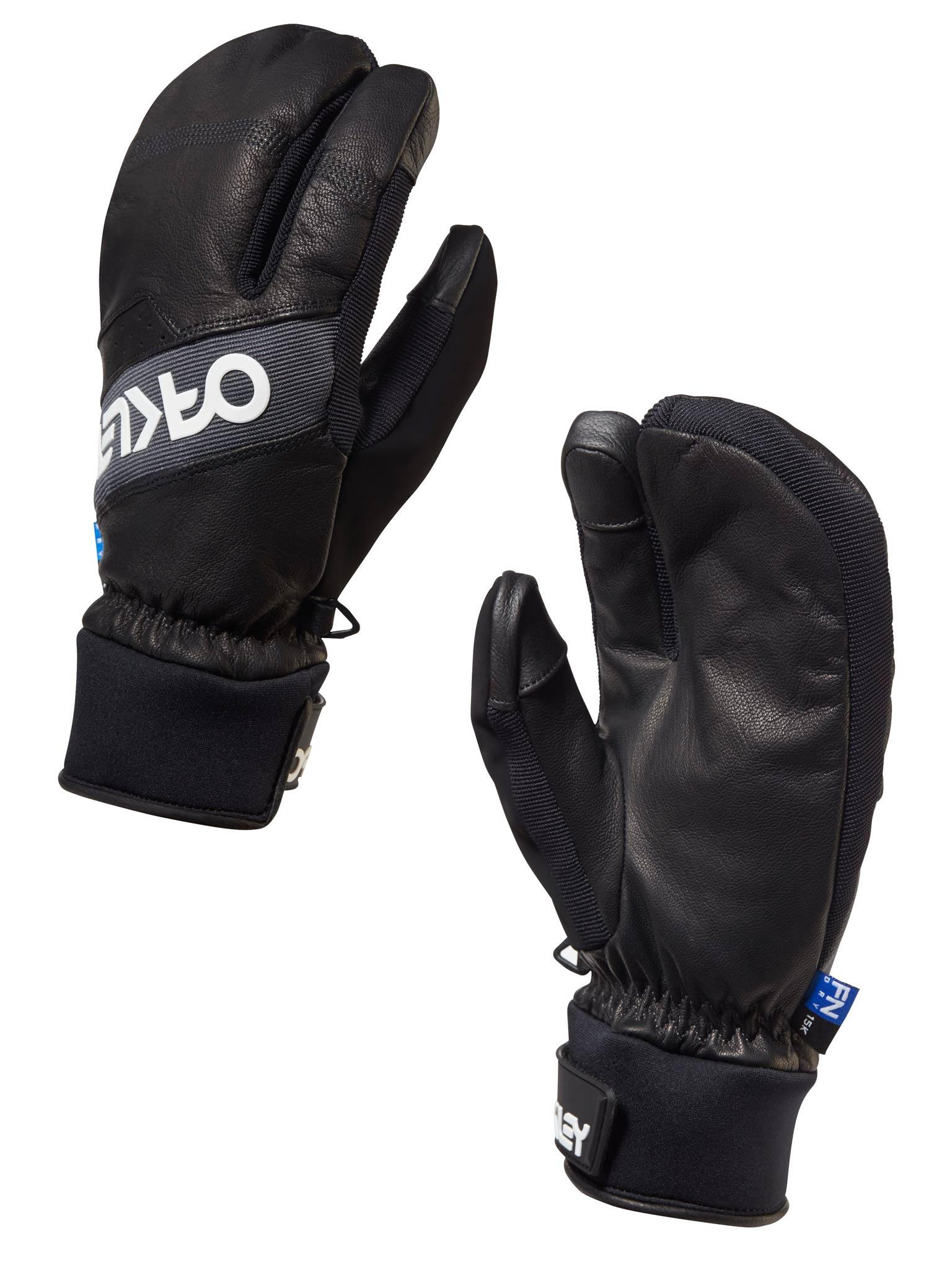 Oakley Factory Winter Trigger Mittens Skihandschuhe 17/18 - Farbe: Black
