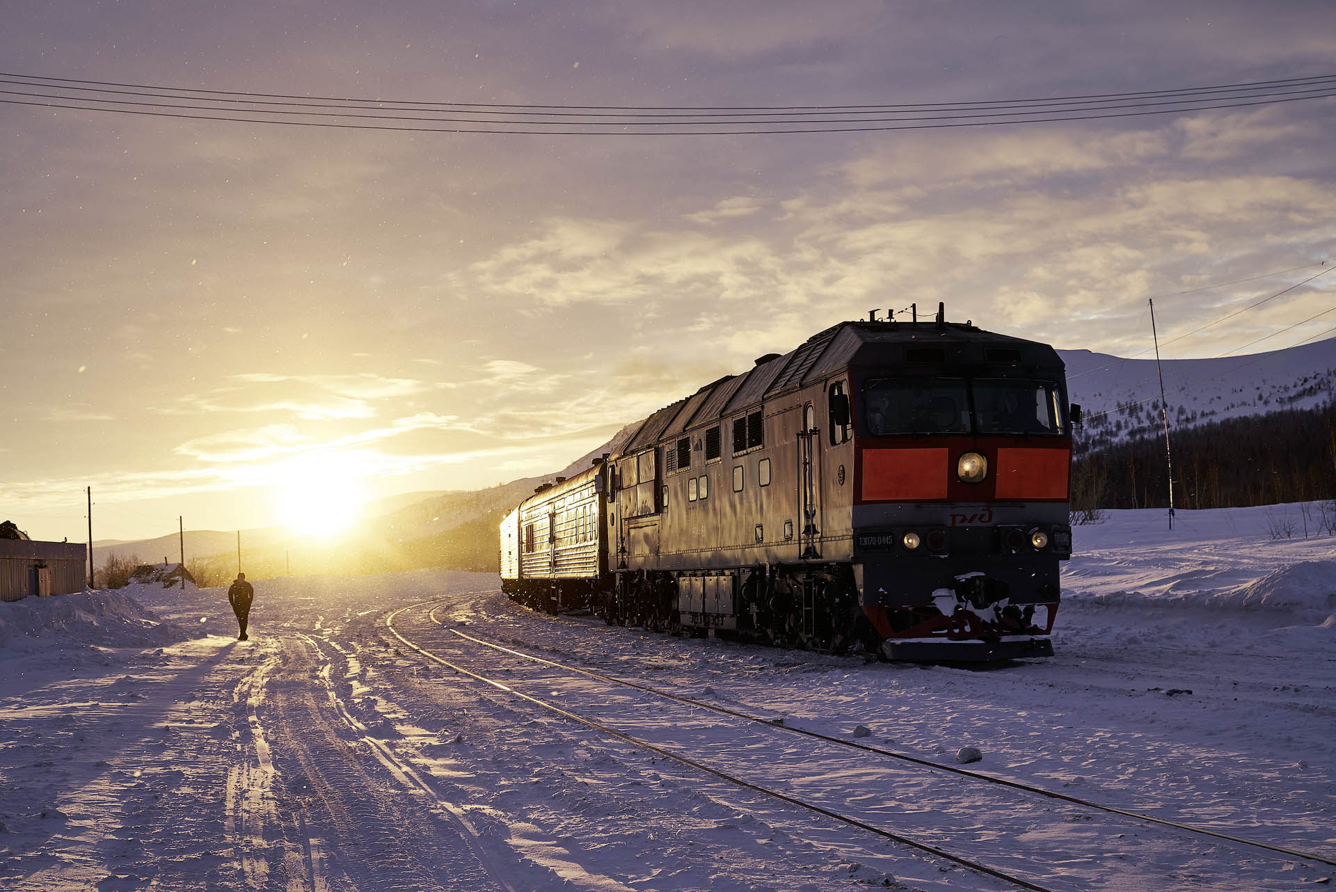 PRIME Story: Ural Freeski Train
