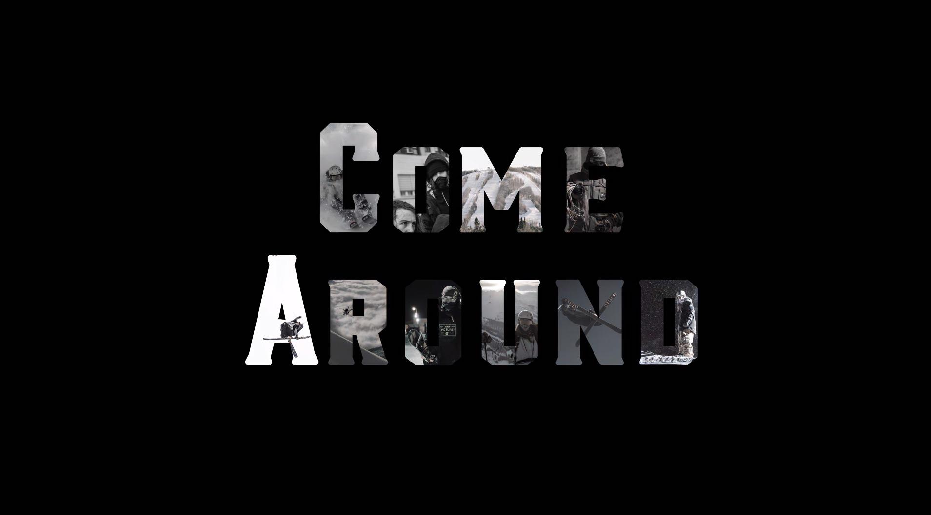 """Come Around"" (Short Movie) - Emile Bergeron"