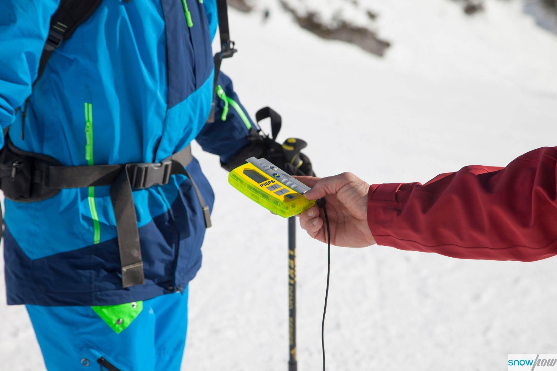Obergurgl und die Zugspitze eröffnen mit kostenlosen Lawinen-Workshops die SnowHow-Saison 2017 - Foto: Klaus Kranebitter