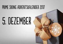 PRIME Adventskalender - 5. Dezember 2017
