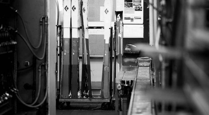Ein Blick hinter die Kulissen der Skiherstellung von Black Diamond - Handmade in Austria