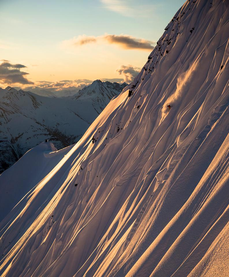 """Storm Troopers"" Teaser - Big Mountain Skiing ohne Heli in Alaska"