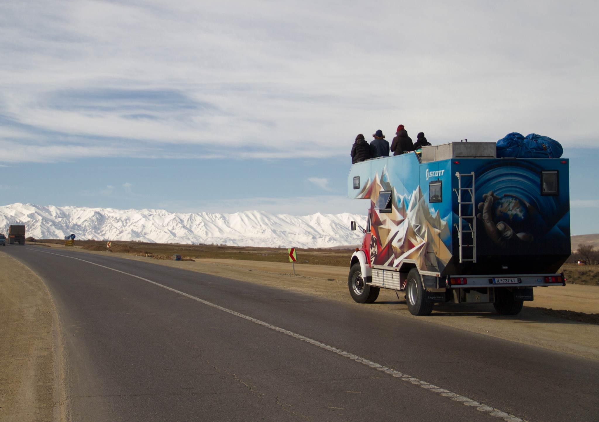Location: Iran - Foto: Jochen Mesle