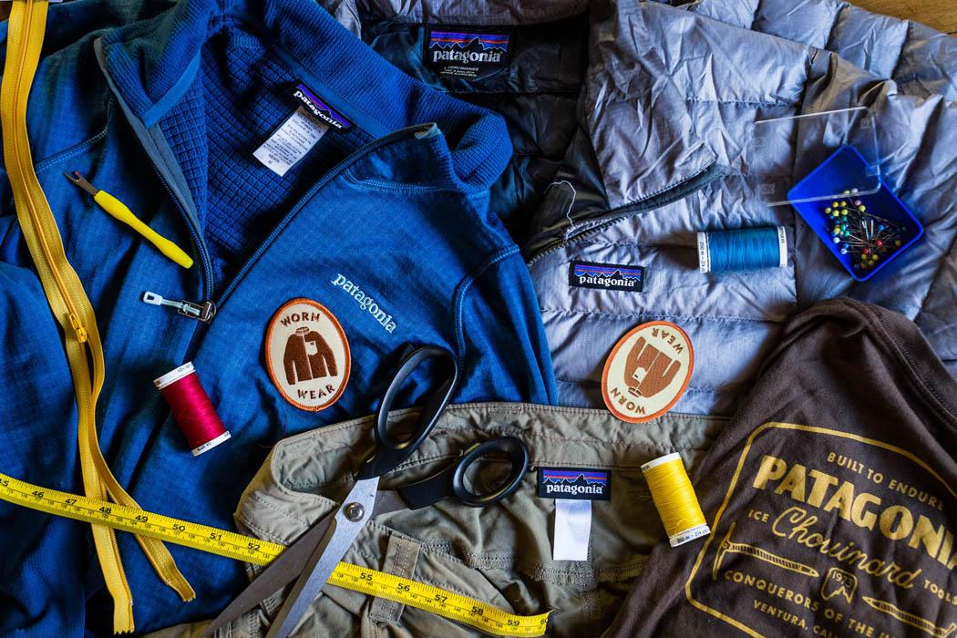 Patagonia Worn Wear Tour 2018