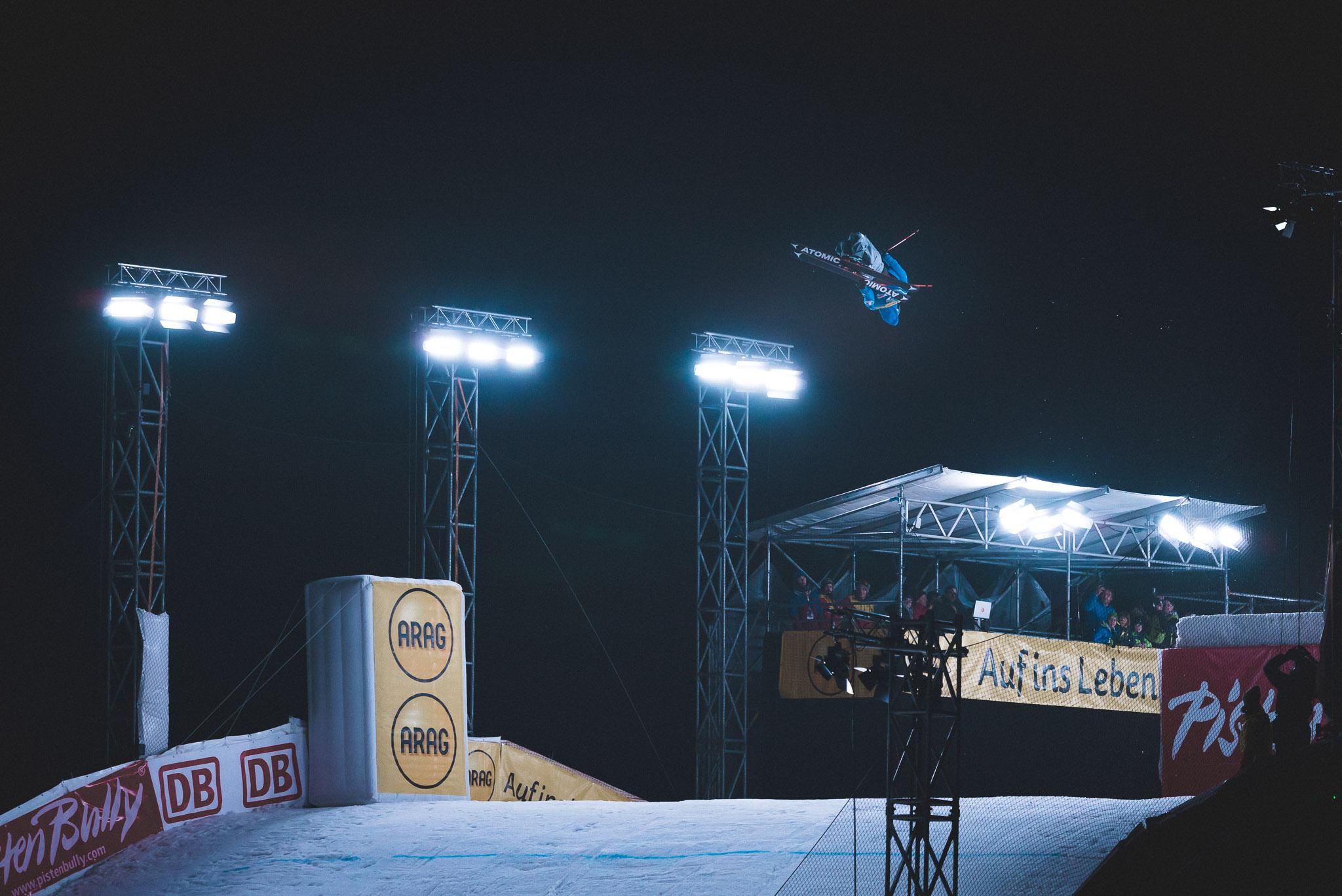 Solche Bilder wird es in der kommenden Wintersaison 19/20 leider nicht mehr aus Deutschland geben - Rider: Ralph Welponer (ITA)