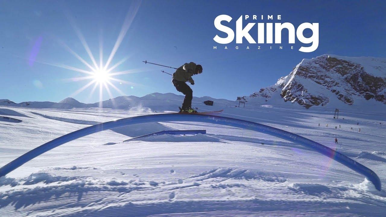 PRIME Raw: One Line at Snowpark Kitzsteinhorn – Tom Ritsch