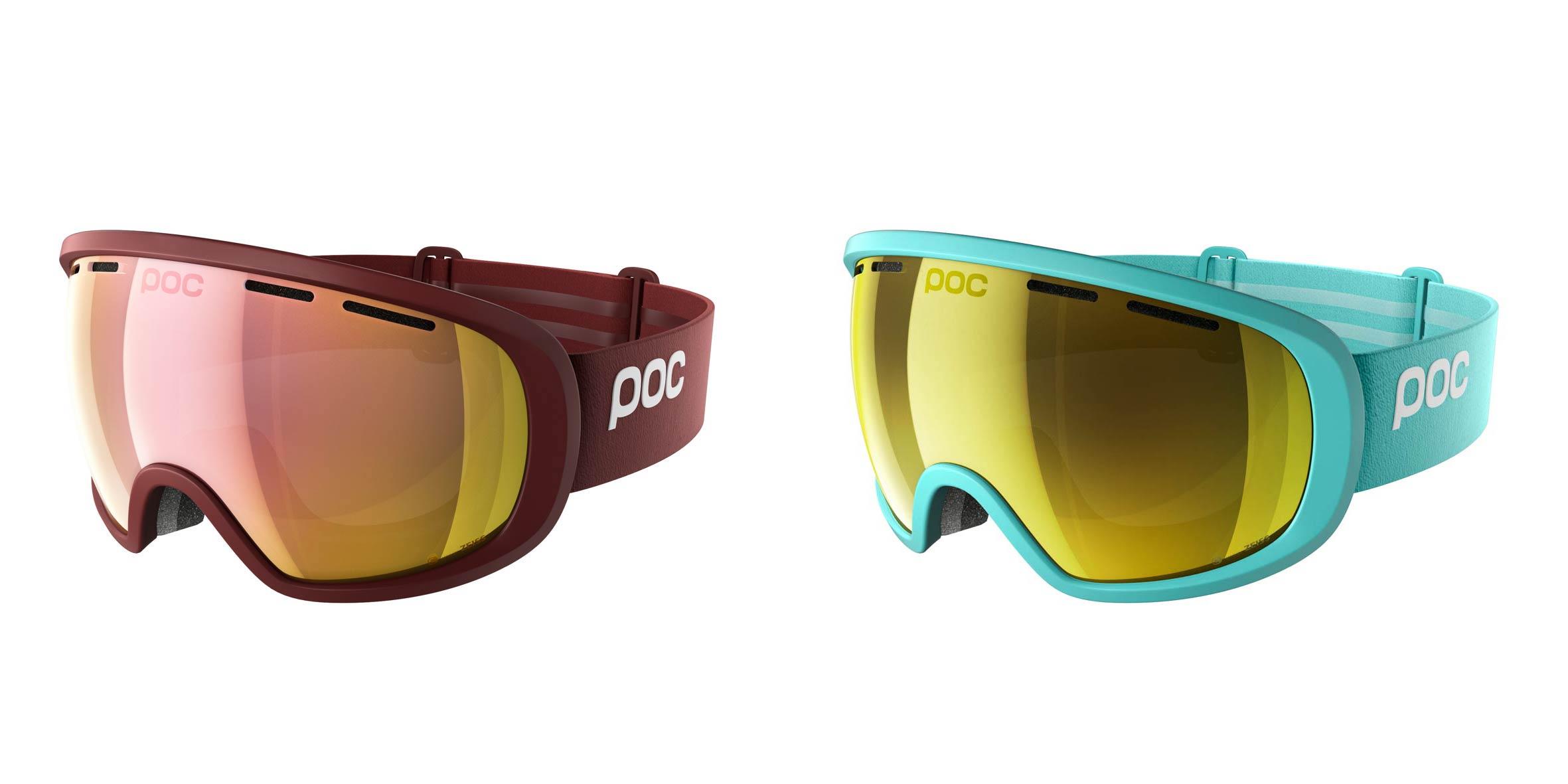 Die POCFovea Clarity 18/19 Skibrille