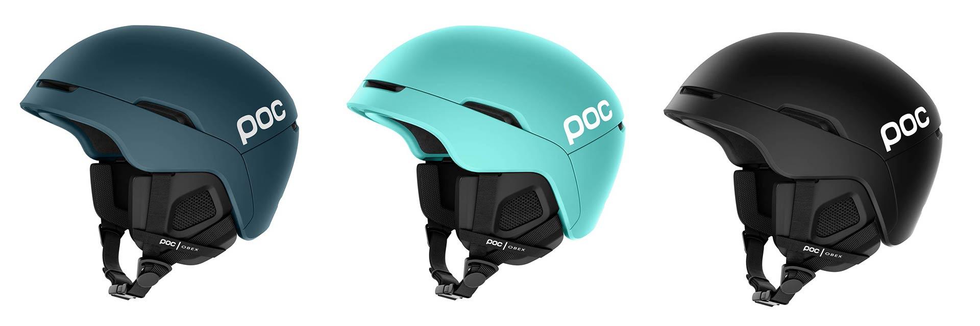 Der POC Obex 18/19 Helm