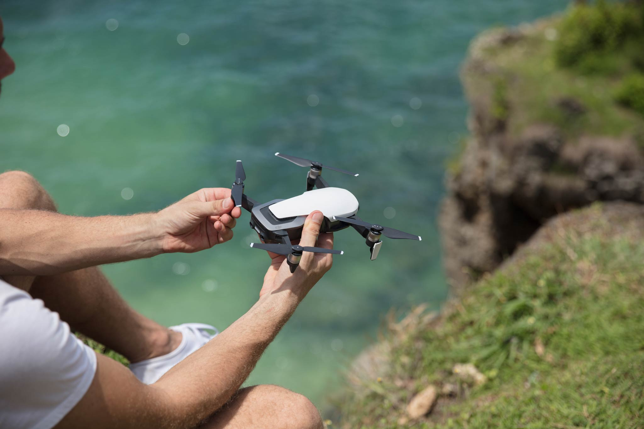 DJI stellt neue faltbare Drohne vor: Mavic Air