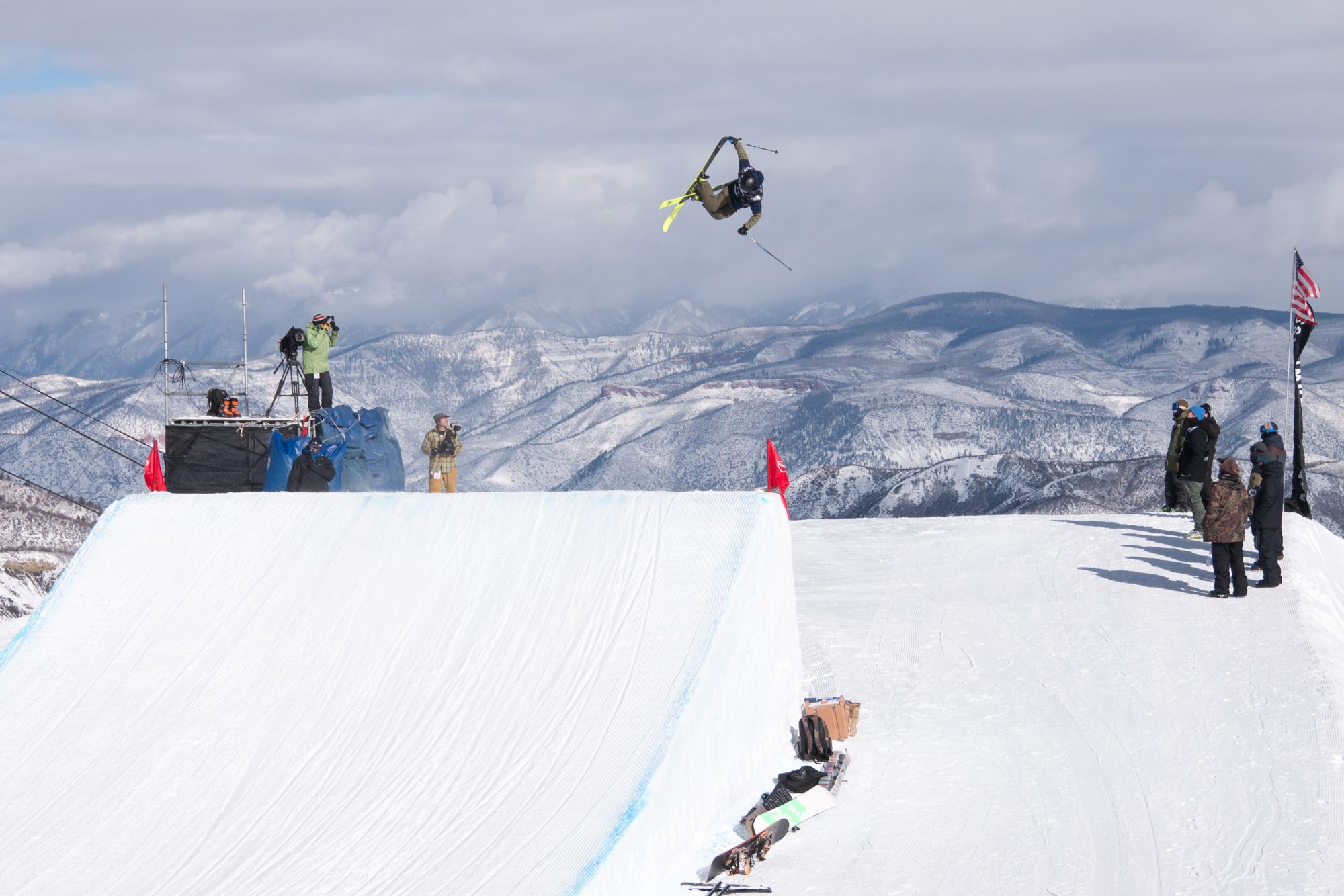 Slopestyle Worldcup in Aspen/Snowmass 2018 - Qualifikations-Ergebnisse - Foto: facebook.com/fisfreestyle