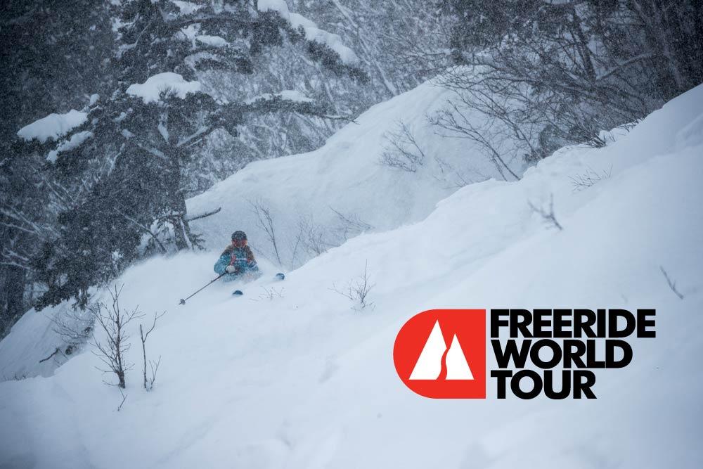 Letzte Infos zum kurz bevorstehenden Start der Freeride World Tour in Japan
