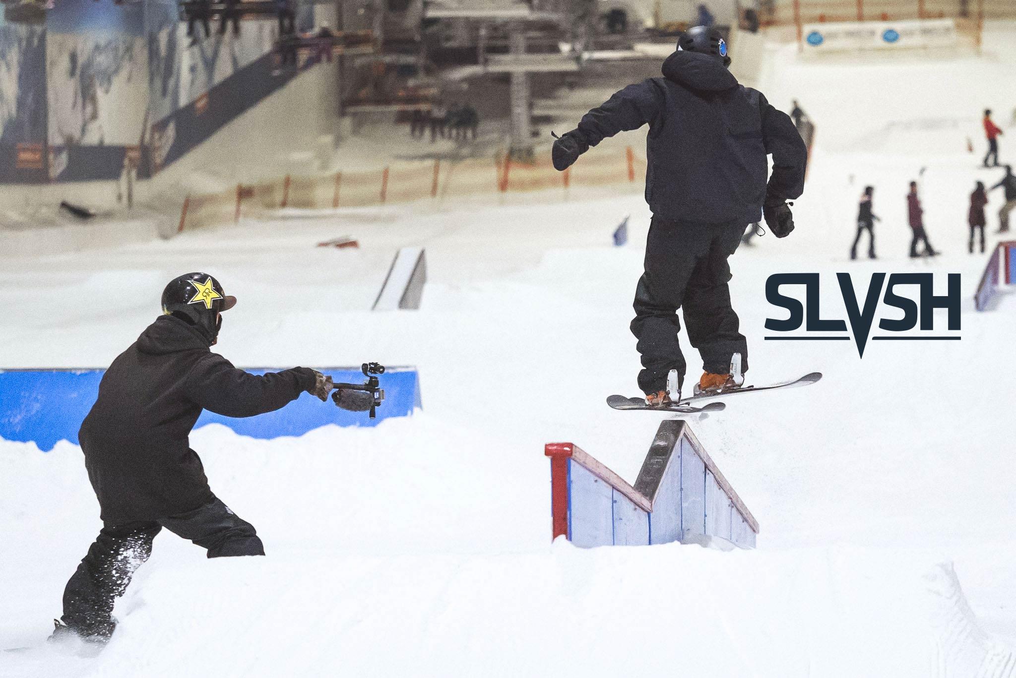 SLVSH: Basti Hein vs. Siver Voll (+12 BTS Bilder)