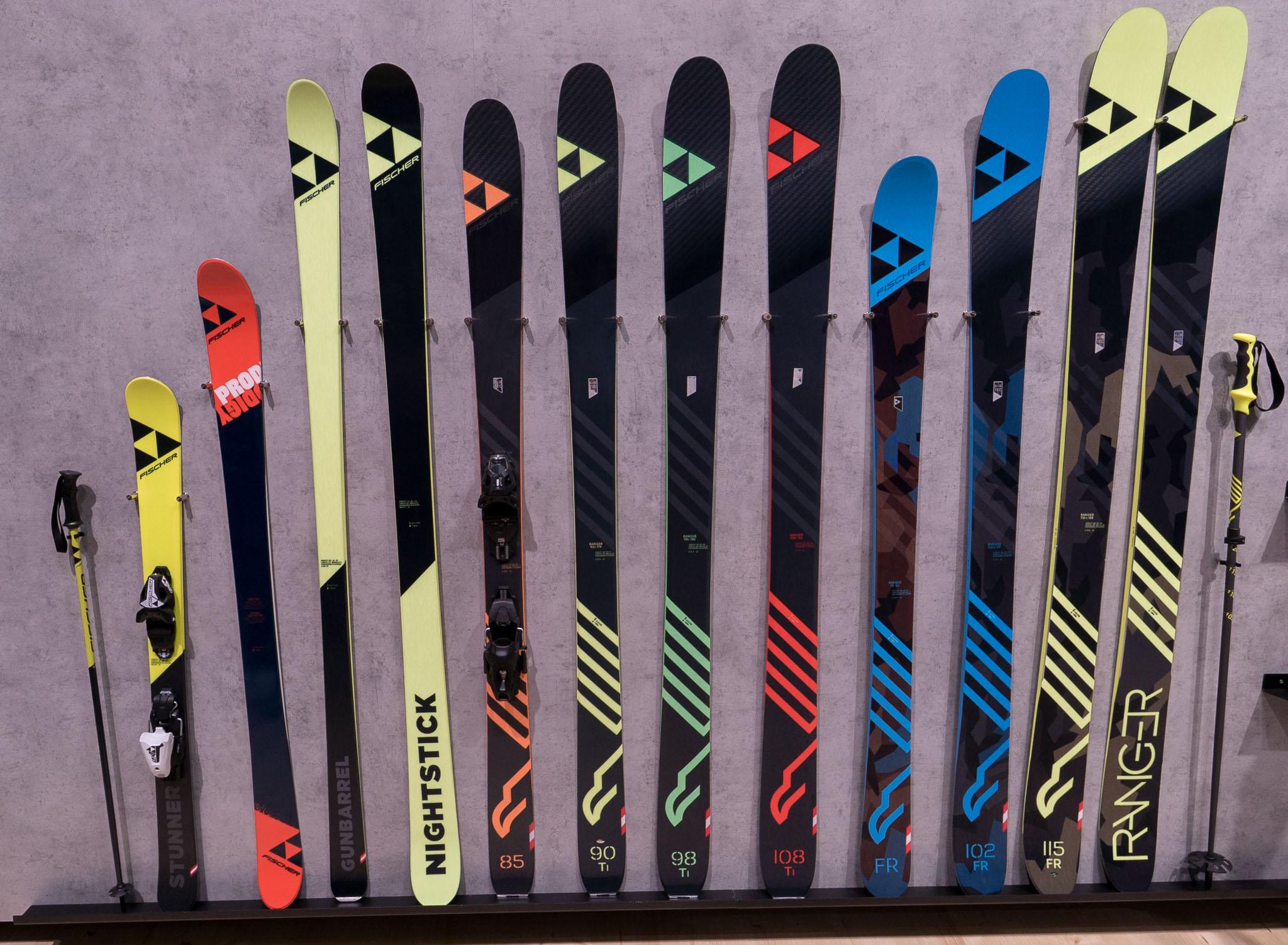 ispo 2018 ski highlights seite 8 von 18 prime skiing. Black Bedroom Furniture Sets. Home Design Ideas