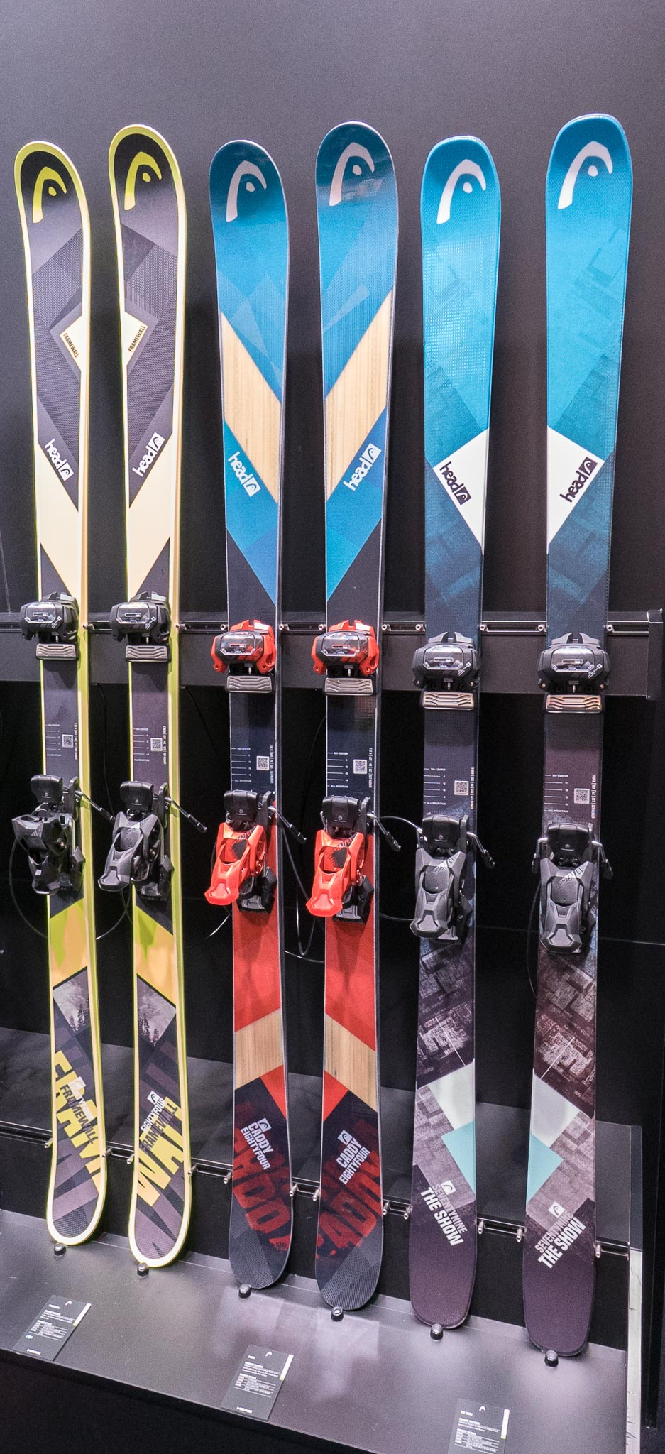 ispo 2018 ski highlights seite 9 von 18 prime skiing. Black Bedroom Furniture Sets. Home Design Ideas